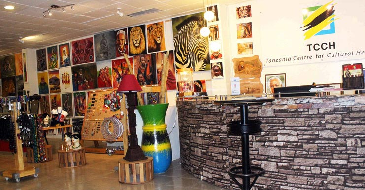 Tanzania Centre for Cultural Heritage at Dar es Salaam