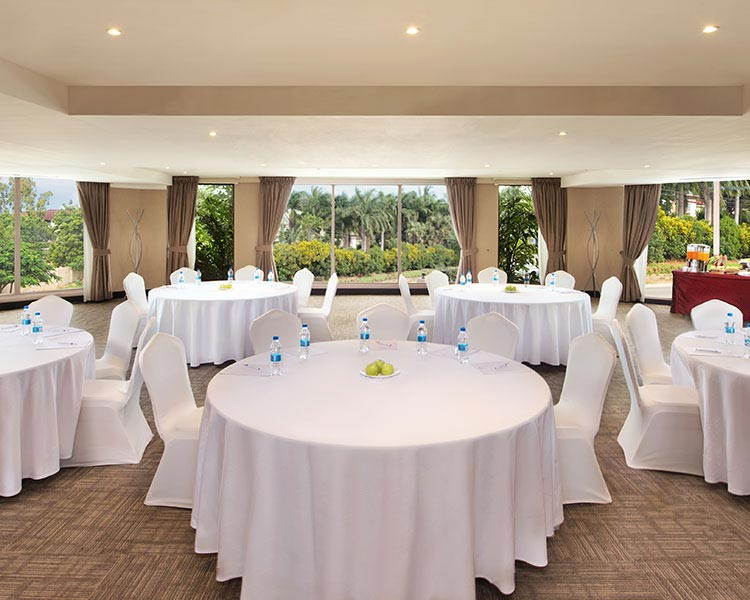 Beautiful meeting & events venues of Ramada Resort by Wyndham Dar Es Salaam