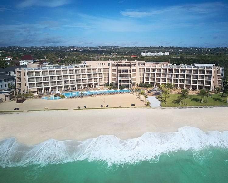 Oceanfront Location in Ramada Resort by Wyndham Dar Es Salaam