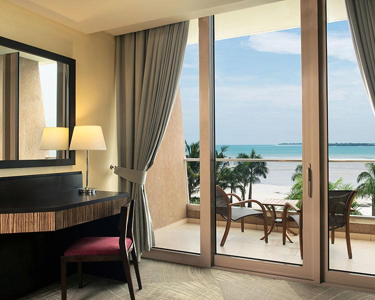 Spacious Suites with views in Ramada Resort by Wyndham Dar Es Salaam