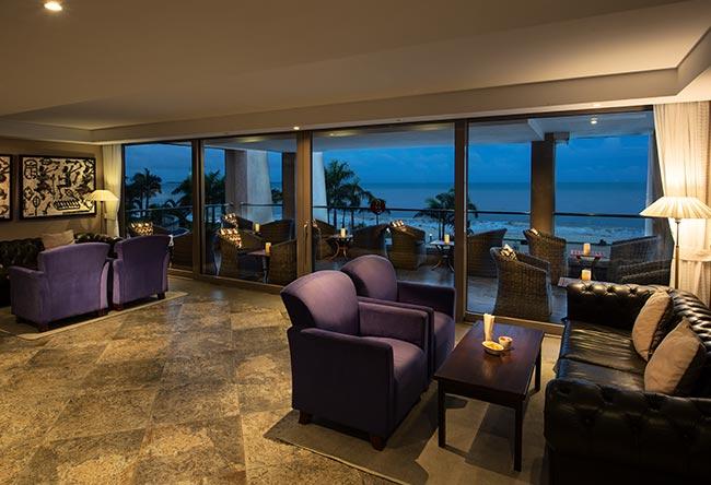 Ocean's 171 ndani ya Ramada Resort dar Es Salaam