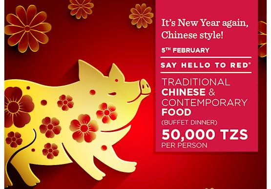 Chinese New Year 5th February 2019