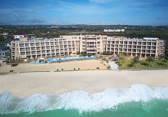 Dar Es Salaam kabambe ndani ya Ramada Resort Dar Es Salaam