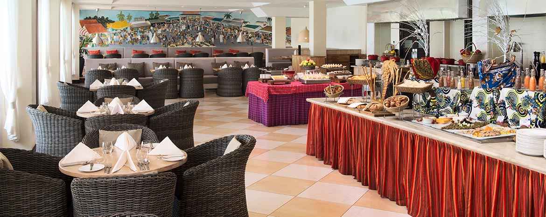 Soko ndani ya Ramada Resort Dar Es Salaam
