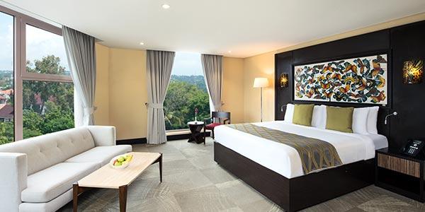 Hoteli ya Dar es Salaam - Vyumba ya kawaida
